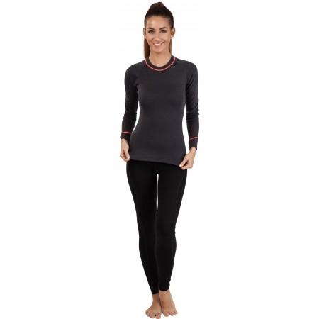 Women's functional T-shirt - Helly Hansen HH WARM ICE CREW W - 2