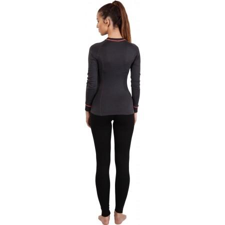 Women's functional T-shirt - Helly Hansen HH WARM ICE CREW W - 4