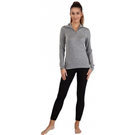 Women's functional T-shirt - Icebreaker WMNS TECH TOP LS HZ - 2