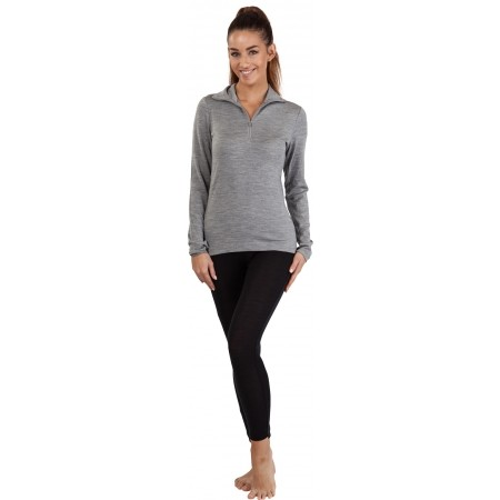 Women's functional T-shirt - Icebreaker WMNS TECH TOP LS HZ - 3