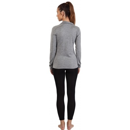 Women's functional T-shirt - Icebreaker WMNS TECH TOP LS HZ - 4