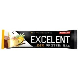 Nutrend EXCELENT PROTEIN BAR 2 x 85G + 1 x 40G PINEAPPLE WITH COCONUT