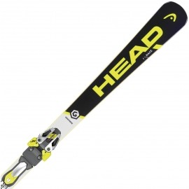 Head WC REBELS iRACE + FF EVO 11