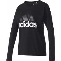 adidas ESSENTIALS LINEAR LONGSLEEVE - Women's T-shirt