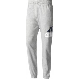 adidas ESSENTIALS PERFORMANCE LOGO TAPERED SINGLE JERSEY PANT