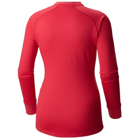 Women's functional T-shirt - Columbia HEAVYWEIGHT LS TOP W - 4