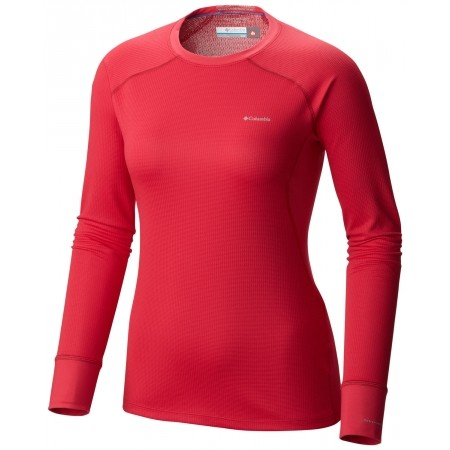 Women's functional T-shirt - Columbia HEAVYWEIGHT LS TOP W - 3
