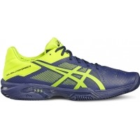 Asics GEL-SOLUTION SPEED 3 CLAY - Men's tennis shoes
