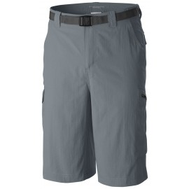 Columbia SILVER RIDGE CARGO SHORT - Men's shorts with side pockets