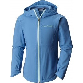 Columbia SPLASH FLASH II HOODED SOFTSHELL JACKET - Girls' softshell jacket