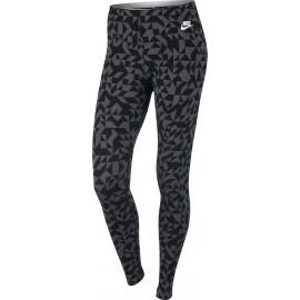 Nike NSW LGGNG CLUB TANGRAMS - Women's tights