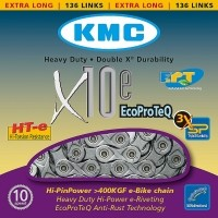 KMC ŘETĚZ X10E EPT NEREZ