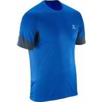 Salomon AGILE SS TEE M - Men's T-shirt