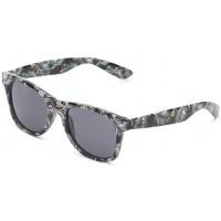 Vans SPICOLI 4 SHADES Black Decay Palm - Sunglasses