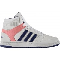 adidas VS HOOPSTER MID W - Women's leisure footwear