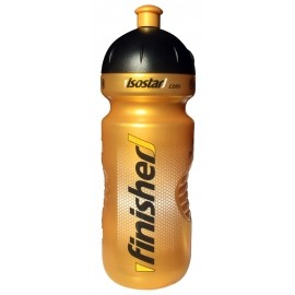 Isostar BIDON GOLD 650ML - Universal sports bottle - Isostar