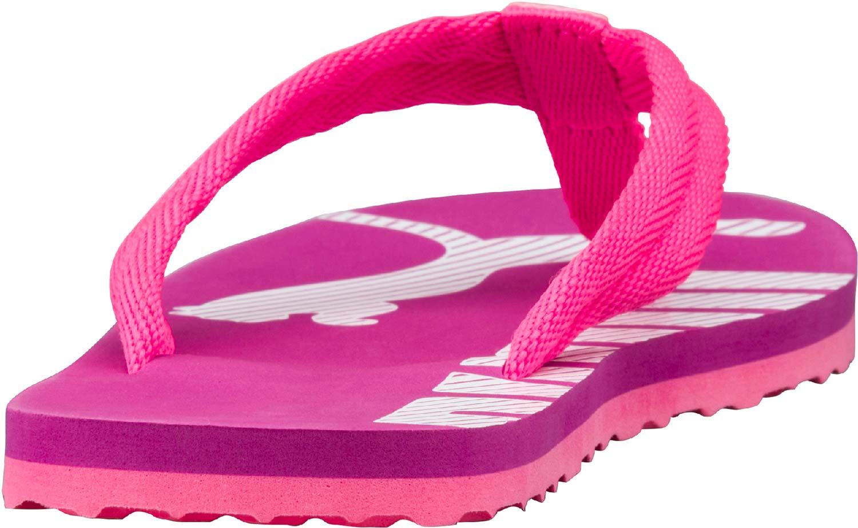 kids puma flip flops