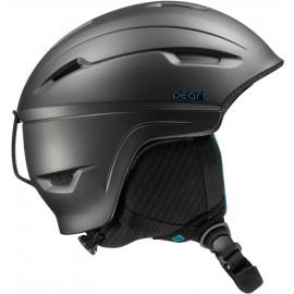 Salomon PEARL 4D2 BLACK - Ski helmet