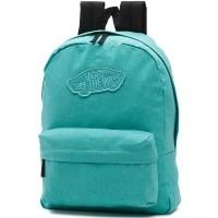 Vans REALM BACKPACK Pool Blue - Women's backpack