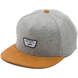 Vans MINI FULL PATCH STARTER Heather Grey