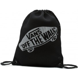 Vans BENCHED NOVELTY BACKPACK Black Mesh