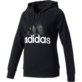adidas ESSENTIALS LINEAR OVER HEAD HOODIE - Women's sweatshirt