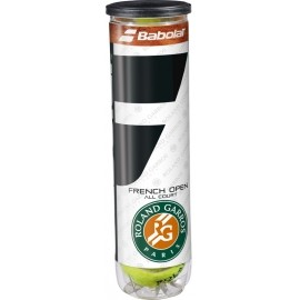 Babolat FRENCH OPEN ALL COURT X4 - Tennis balls