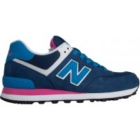 New Balance WL574MOY - Women's leisure shoes