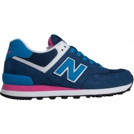 New Balance WL574MOY - Women's leisure shoes