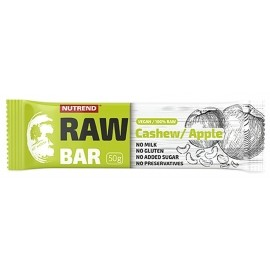 Nutrend RAW BAR 50G CASHEW+APPLE