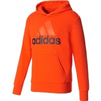 adidas ESSENTIALS LINEAR PULLOVER HOOD FRENCH TERRY - Men's hoodie