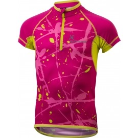 Klimatex HAJO - Kids' cycling jersey with a sublimation print