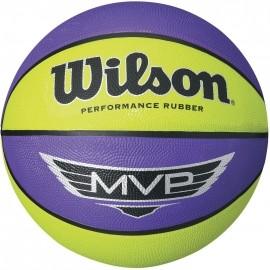 Wilson MVP MINI RUBBER BASKETBALL - Basketball