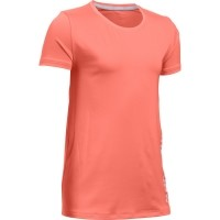 Under Armour ARMOUR SHORT SLEEVE - Girls' T-shirt