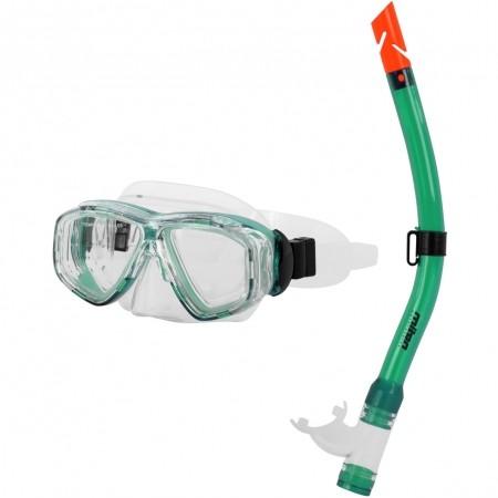 Junior diving set - Miton PONTUS RIVER JUNIOR
