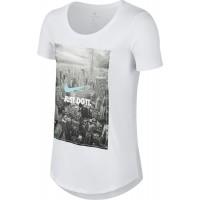 Nike NSW TEE PHOTO JDI BF - Women's T-shirt