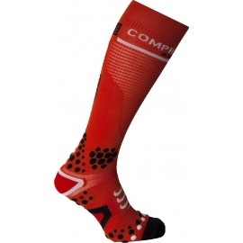 Compressport FULL SOCKS V2 - Knee-high socks
