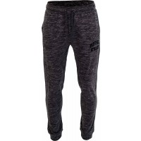 Russell Athletic CUFFED PANTS WITH FLOCKED
