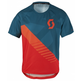 Scott JR TRAIL 50 S/SL - Kids' jersey