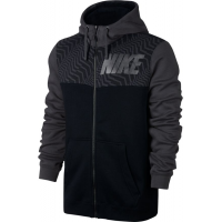 Nike NSW HOODIE FZ FLC GX - Men's sports sweatshirt