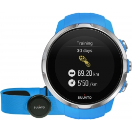Suunto SPARTAN SPORT HR - Sports watch with GPS and heart rate monitor