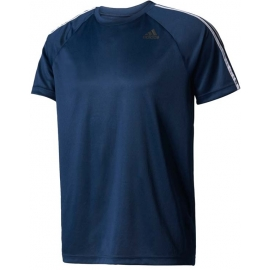 adidas DESIGN TO MOVE TEE3 STRIPES
