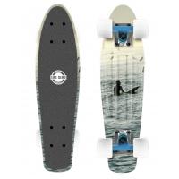 Long Island POINT22 - Plastic mini longboard