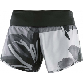 Salomon ELEVATE 2IN1 SHORT W - Women's running shorts