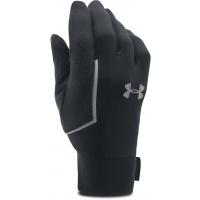 Under Armour UA NO BREAKS ARMOUR LINER - Men's running gloves
