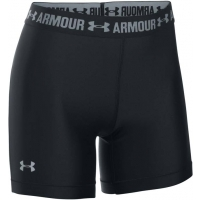 Under Armour UA HG ARMOUR MIDDY - Women's compression shorts