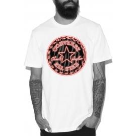 Converse NEON CP TIGER FILL TEE - Men's T-shirt