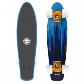 Long Island CODE22 - Plastic mini longboard