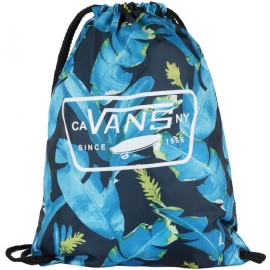 Vans MN LEAGUE BENCH BAG DRESS BLUES - Gymsack