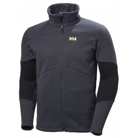 Helly Hansen EQ BLACK MIDLAYER JACKET
